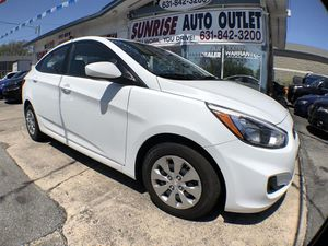 2017 Hyundai Accent for Sale in Amityville, NY