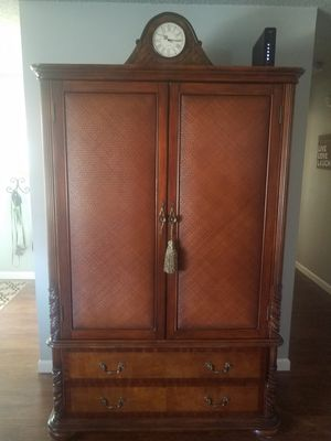 Wood Armoire for Sale in Albany, OR