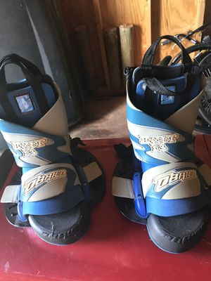 Wake board bindings for Sale in Clarence Center, NY