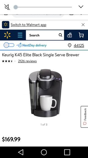 Keurig for Sale in Maple Heights, OH