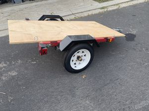 Brand New, Utility Trailer. Never used. for Sale in Tracy, CA