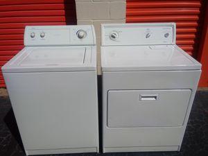 🐅👀 washer dryer 🎅🌎 for Sale in Atlanta, GA