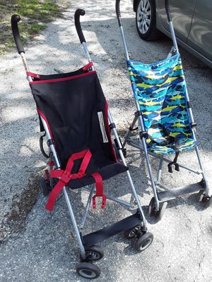 Umbrella strollers 12.00 each for Sale in Tampa, FL