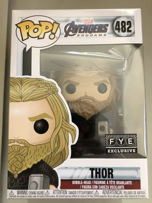 Thor with two weapons Funko Pop! for Sale in Monterey Park, CA