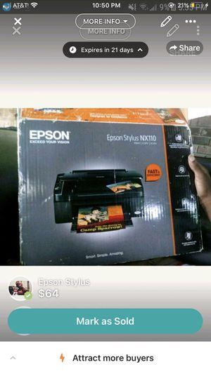 Epson Stylus Printer for Sale in Lafayette, LA