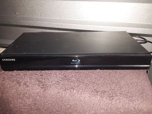 Samsung blu ray player for Sale in Potomac Falls, VA