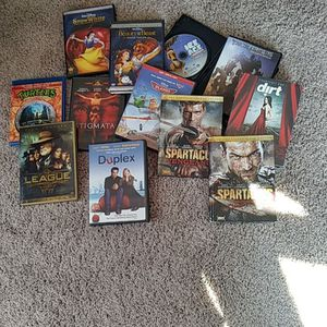 Whole batch of dvds for $10 for Sale in Manassas, VA
