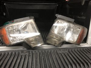 09-14 Ford F-150 front headlights OEM for Sale in Philadelphia, PA