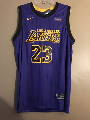 ⭐️⭐️ LBJ LA LAKERS 23⭐️⭐️ for Sale in Birmingham, AL
