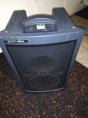 Anchor audio Liberty MpA -4500 indoor /outdoor system speaker. for Sale in Kearny, NJ