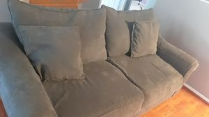 Free sleeper couch. MUST PICK UP THIS MORNING for Sale in Katy, TX