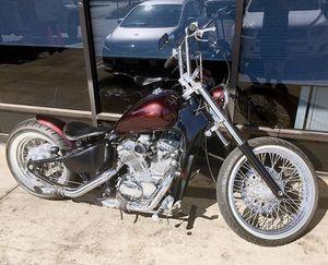 2007 Honda Shadow Bobber Custom Bobber Motorcycle for Sale in Azusa, CA