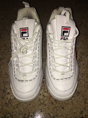 Men's size 12 FILA Shoes for Sale in Tallahassee, FL