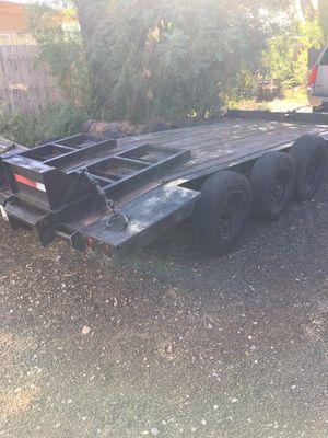 Heavy duty steel trailer for Sale in Phoenix, AZ