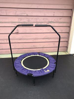Workout trampoline for Sale in Tamarac, FL
