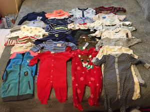 Baby Boy Clothes 6 Months for Sale in Fort Lauderdale, FL