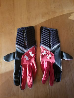 Baseball batting gloves youth XS under armor for Sale in Gresham, OR