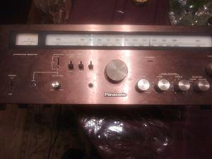 Vintage Panasonic Integrated Receiver- RA-6100 for Sale in Atlanta, GA