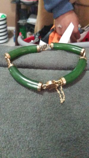 14k gold bracelet for Sale in Woodbridge, VA
