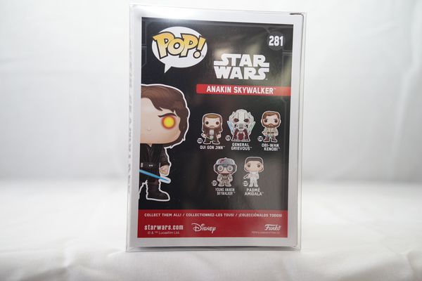Anakin Skywalker Walgreens exclusive