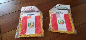 Peru mini Car Banner for Sale in Colton, CA