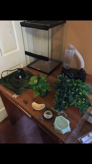 Reptile tank for Sale in Glen Allen, VA