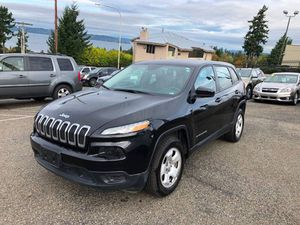 2014 Jeep Cherokee Sport for Sale in Federal Way, WA