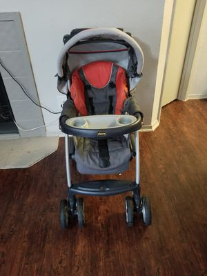 BABY STROLLER CHICCO GOOD CONDITION for Sale in Dallas, TX
