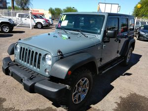 2014 jeep wrangler 4x4 And more vehicles BUY HERE PAY HERE NO CREDIT NEEDED todos califican COMPRE AQUI PAGUE AQUI for Sale in Phoenix, AZ