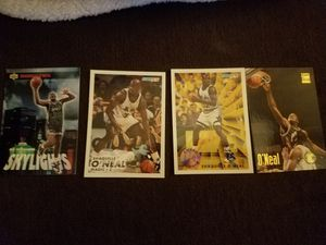 SHAQ CARDS for Sale in Waterbury, CT