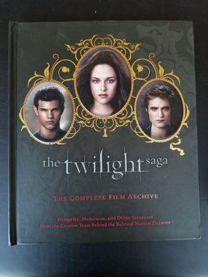 Twilight Movie Book for Sale in Elk Grove, CA