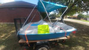 Paddle boat only, for Sale in Killeen, TX