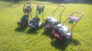 4 pressure washers for Sale in Houston, TX