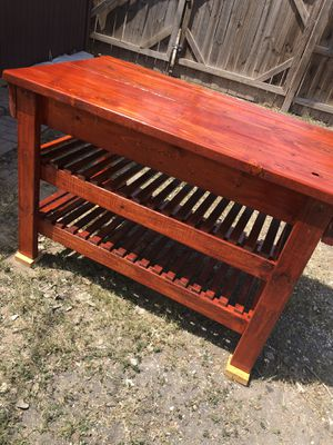 Kitchen island/ table for Sale in Brownsville, TX