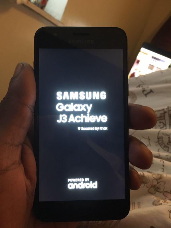 Galaxy j3 achieve