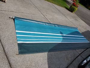 Brand new 14 foot RV awning for Sale in Edgewood, WA
