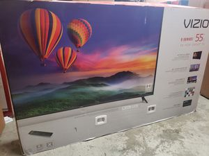"55"" Vizio E55-F1 4K UHD HDR LED Smart TV 120hz 2160p *FREE DELIVERY* for Sale in Tacoma, WA"