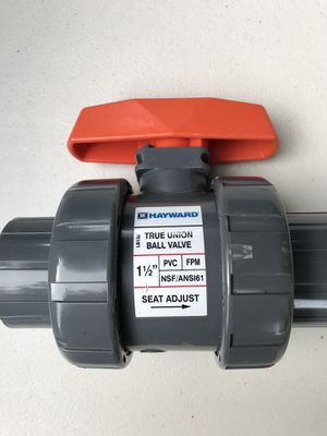 """Hayward 1-1/2"""" ball valve union for Sale in Maple Valley, WA"""