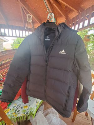 Adidas Mens Puffy Jacket for Sale in El Paso, TX