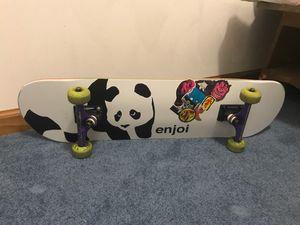Enjoi skateboard for Sale in Salem, VA