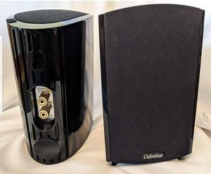 Definitive Technology ProMonitor 800 home theater satellite speakers for Sale in Queens, NY