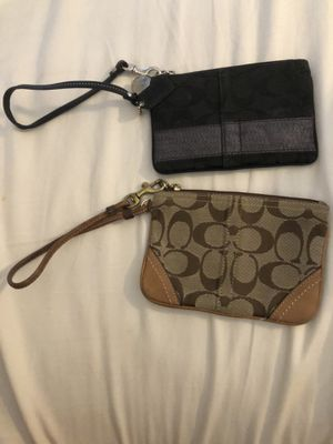 Coach wristlets for Sale in Atlanta, GA