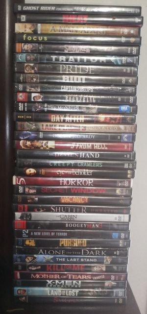 DVD MOVIES for Sale in Steubenville, OH