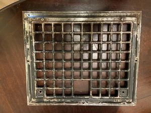 """Vintage small vent cover 12"""" for Sale in Portland, OR"""