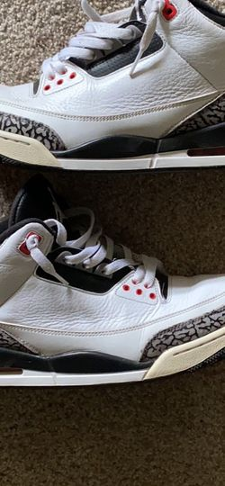 Jordan 3 Size 11 for Sale in Wake Forest,  NC
