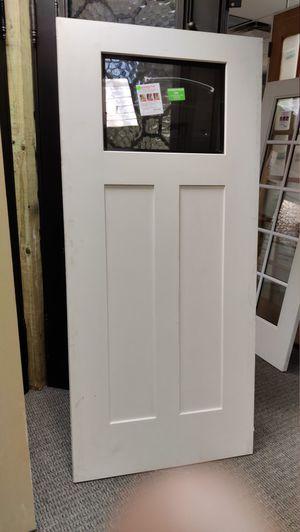 Exterior fiberglass door 36x80 for Sale in Dallas, TX