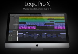 Logic Pro X + IMovie for Sale in Fort Worth, TX