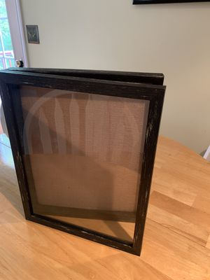 Shadow Box Frame for Sale in Manchester, CT