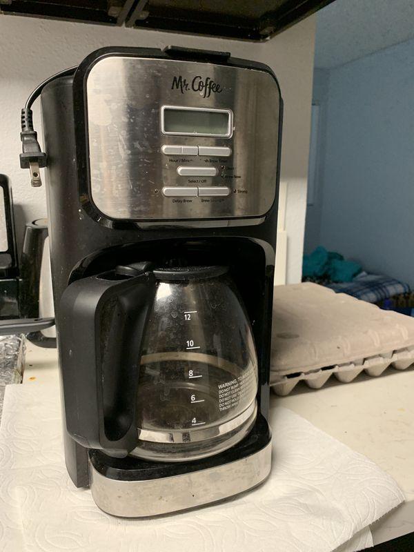 Me coffee maker
