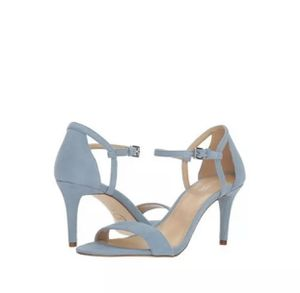 Michael Michael Kors Womens Simone Open Toe Special, Powder Blue, Size 9 TL1q for Sale in Boca Raton, FL